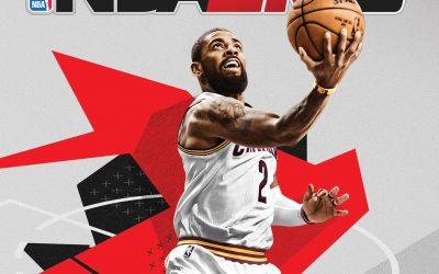 Kyriediculous: NBA Champion, Kia NBA All-Star MVP, and Cover ofNBA® 2K18