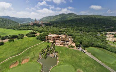 Sun City ranks amongst the world's best golfing destinations