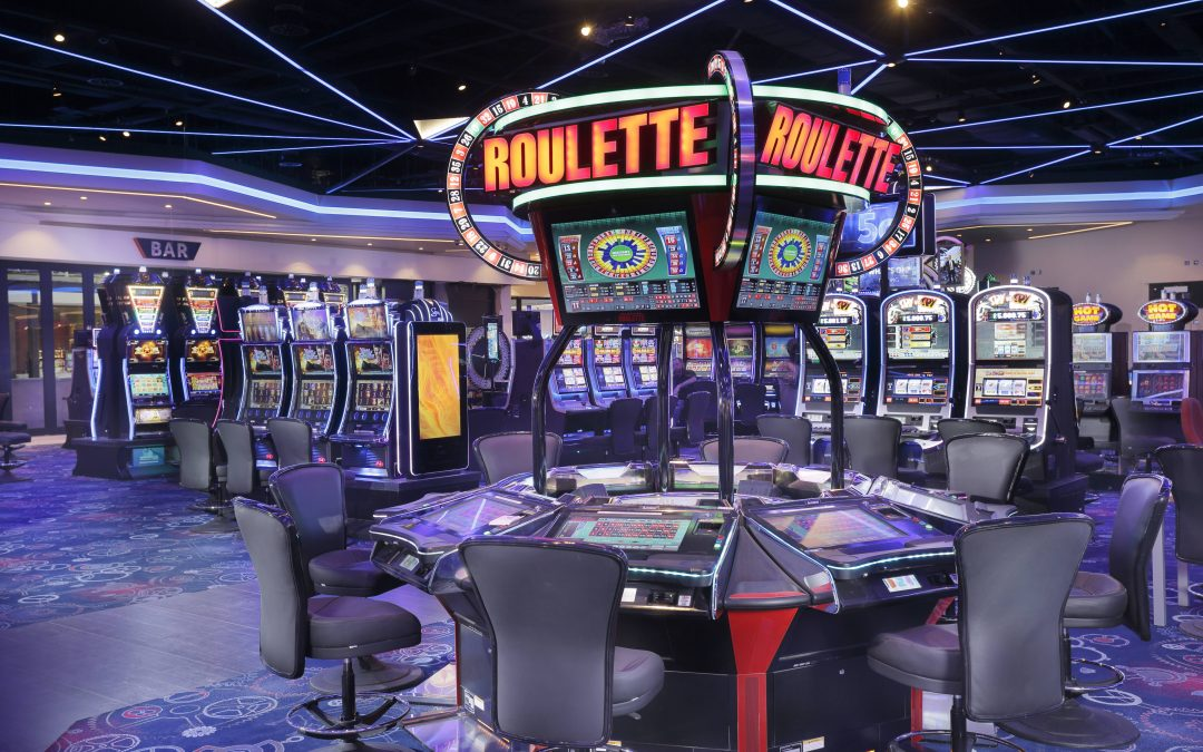 60 State-of-the-art Casino Tables